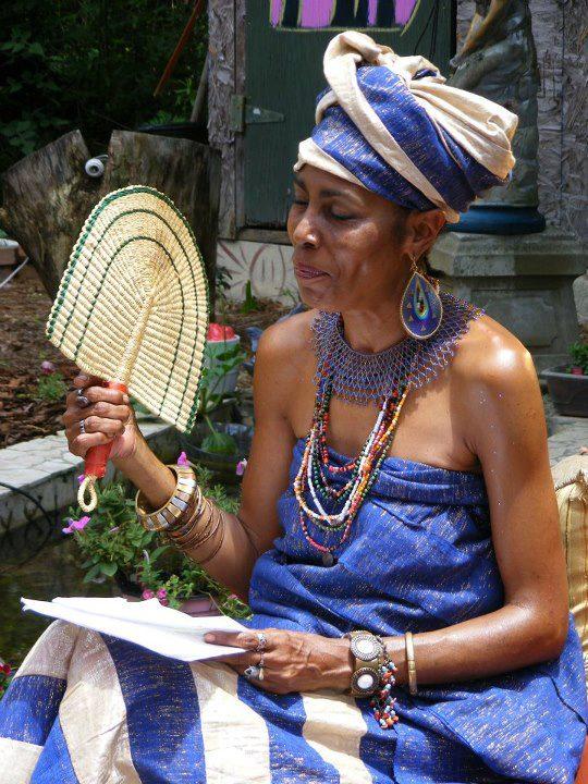 Sangoma Oludoye